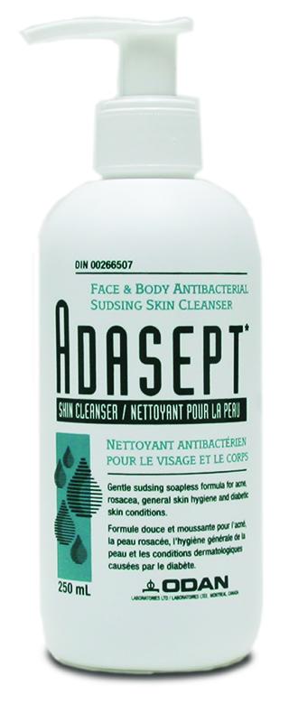 ADASEPT SKIN CLEANSER (250ML)